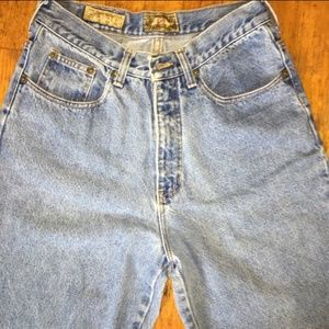 Express Jeans - Express vintage 11/12 mom jeans